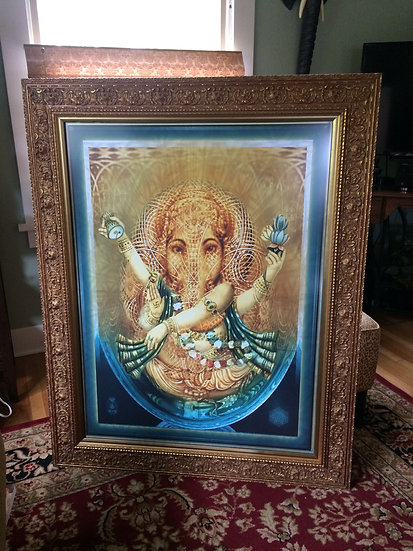 Gorgeous GANESH