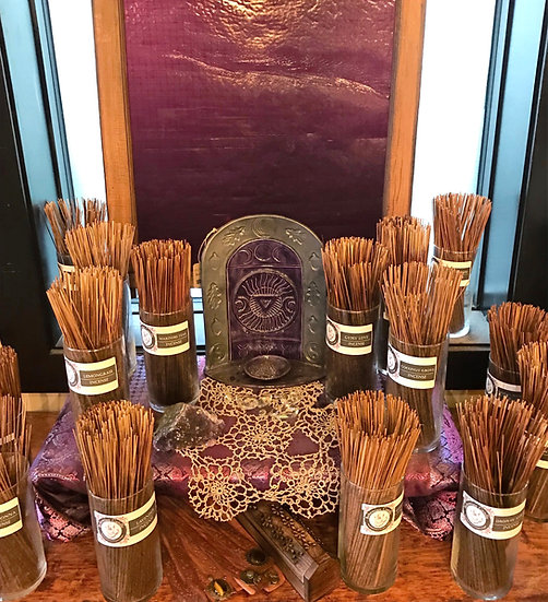 Incense by Bohemian Candle