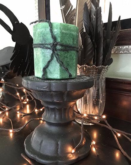 ABUNDANCE  Pillar Candle