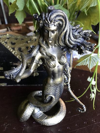 Serpent Medusa Statue