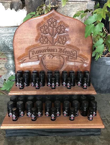 Rosarium Essential Oil Blends