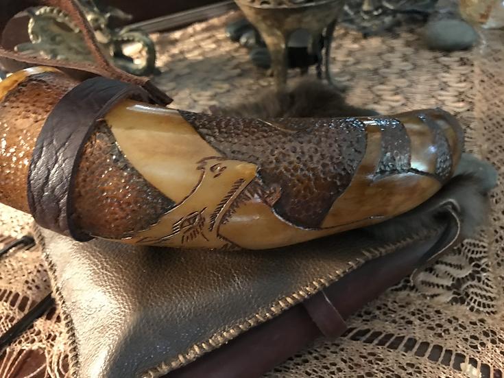 Jörmungandr ~Drinking Horn