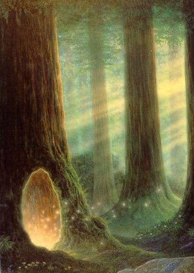 CLASS: Wed 2/26 Exploring the Fae & Elven Realms w/ Kriyanna Elumen
