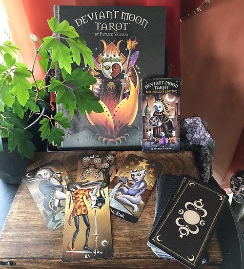 Deviant Moon Tarot & Book Set