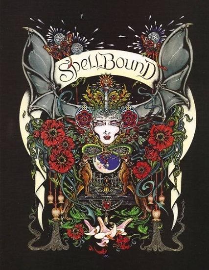 Spellbound ~Maxine Miller Print