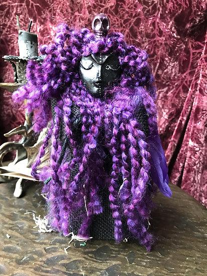 Protector Hag Doll ~Astral, Spirit & Meditation