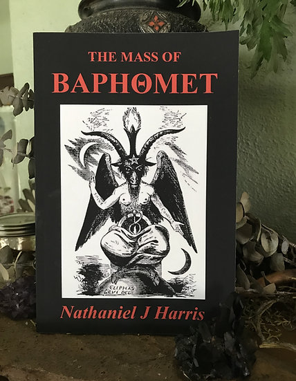 Mass of Baphomet -Book by Nathaniel Harris