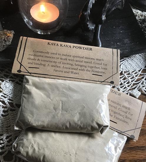 Kava Kava Powder (Piper Methysticum)