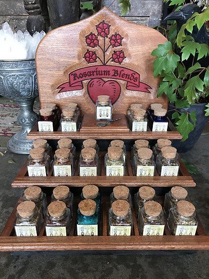 Rosarium Ritual Incense Blends