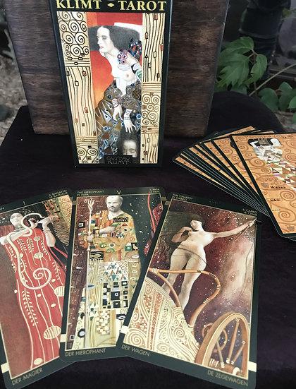 Klimt Tarot ~Macabre, Elegant & Seductive~