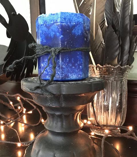 Midnight Magick Pillar Candle