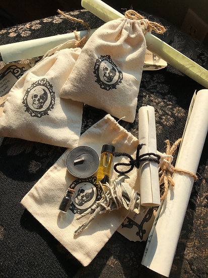 Cleanse & Bless the Home Spell Kit