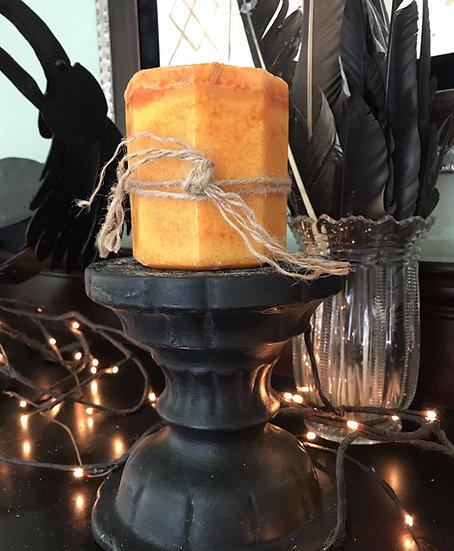 Spirit of Harvest Pillar Candle