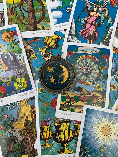 CLASS: Wednesday 10/23 7:00-8:30  The Minor Arcana and its Importance