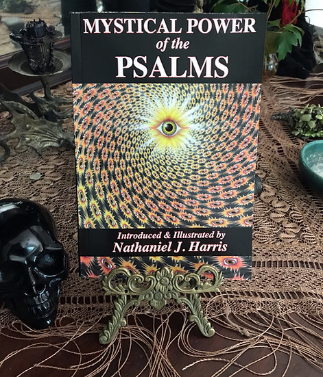 Mystical Power of the PSALMS~Book by Nathaniel J. Harris