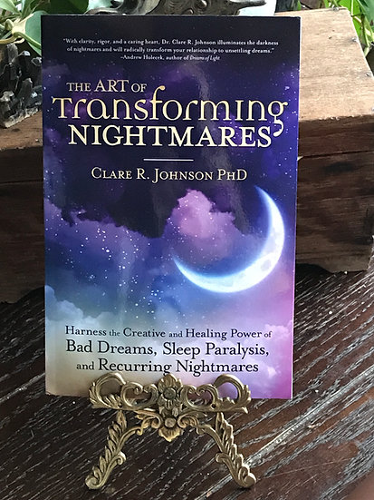 The Art of Transforming Nightmares ~(sleep paralysis, lucid dreaming...)