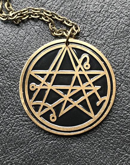 Necronomicon Seal ~Talisman on Chain