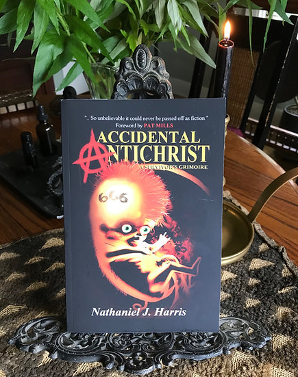 Accidental Antichrist-Book by Nathaniel Harris