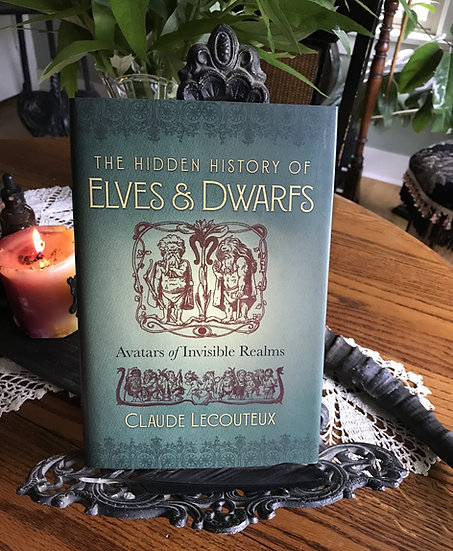 The Hidden History of Elves & Dwarfs ~Book by Claude Lecouteux
