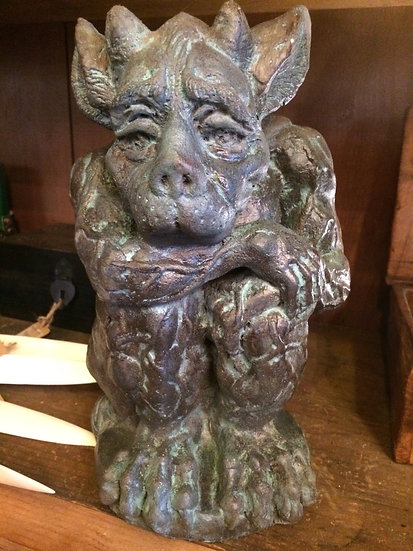 Contemplating Gargoyle