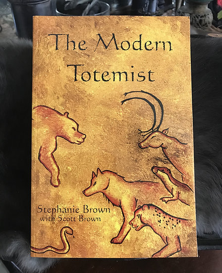 The Modern Totemist -Book by Stephanie Brown