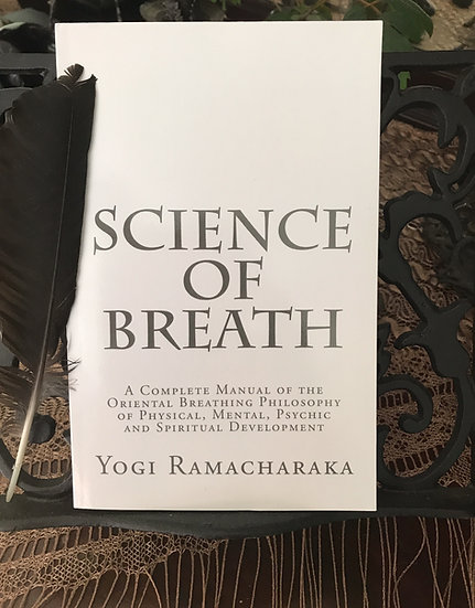 Science of Breath~ (a very important book)