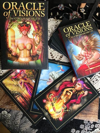 Oracle of Visions Deck Set