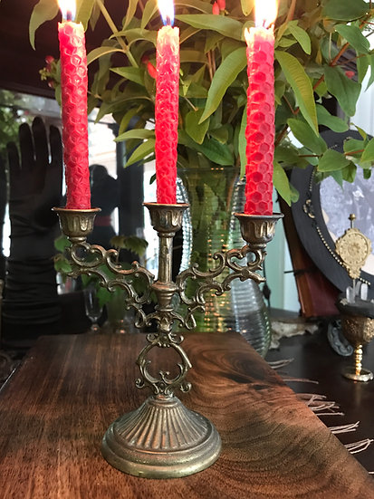 Candelabra- Trinity for Mini Chime Candles