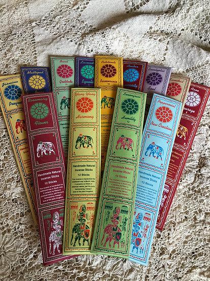 Handmade Natural Incense