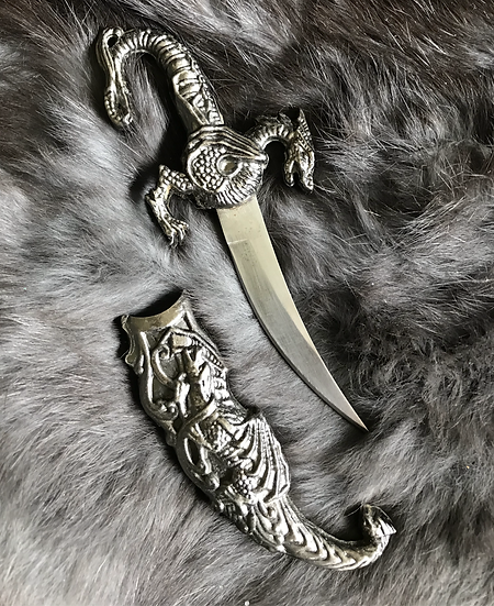 "5"" Dragon Knife"