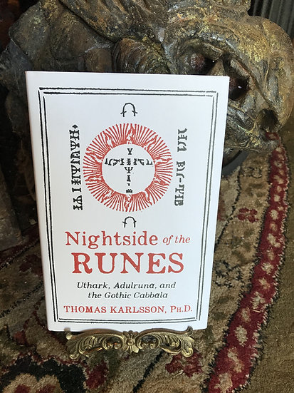 Nightside of the RUNES ~Book by Thomas Karlsson