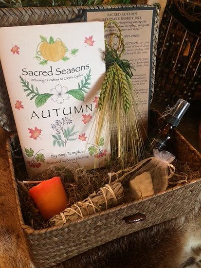 SACRED AUTUMN Keepsake Gift Box