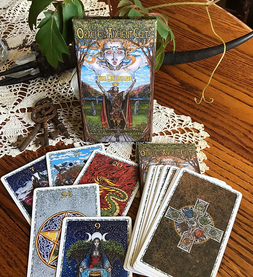Oracle of the Ancient Celts Deck