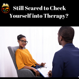 Still Scared to Check Yourself into Therapy?