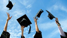Best advice for graduates: Find your passion and thrive