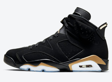 New Release for Air Jordan 6 DMP (Defining Moments Package)