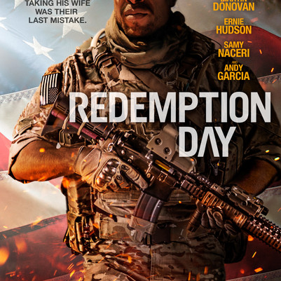 "New Film ""Redemption Day"" told me I need to seek Therapy."