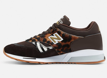 "Jungle Fever: New Balance 1500 Animal ""Brown"""