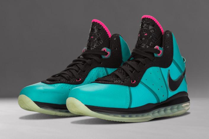 Nike Lebron 8 - South Beach
