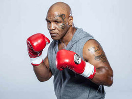"""Mike Tyson Credits Magic Mushrooms For Saving His Life: """"I Believe This Is Good For The World"""""""