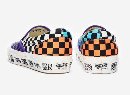 "Sneakernstuff LA Collaborate with Vans for another Year: ""Venice Beach Pack"""