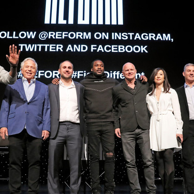 Michael Rubin and Meek Mill's REFORM Alliance Achieve A Huge Accomplishment