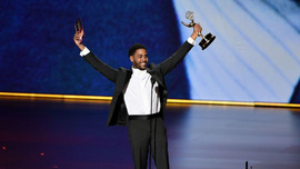 """Jharrel Jerome Takes Home Outstanding Lead Actor in a Limited Series or Movie Award for""""When T"""