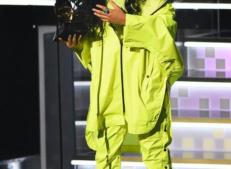 #BlackGirlMagic H.E.R. Shines Bright at the Grammys