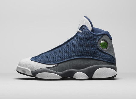 "SURPRISE SNEAKER DROP FOR THE AIR JORDAN 13 ""FLINT"" AFTER ""THE LAST DANCE"" FINALE"
