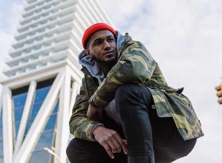 Upcoming Rap Musician Lawd P talks Soullennial Project, Instagram Crush and R.Kelly Scandal and more