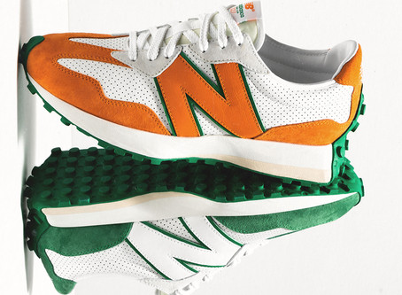 "Introducing Casablanca x New Balance ""Idealiste"""