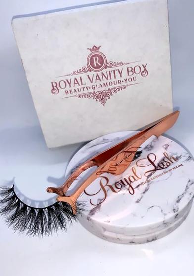 Royal Vanity Box