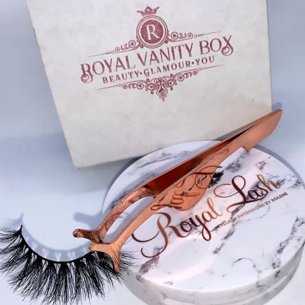 Royal Vanity Box