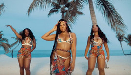 "Ashanti Releases Music Video For ""Pretty Little Thing"""